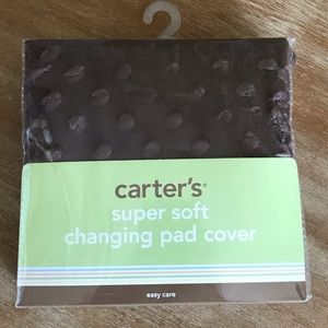 NWT Carter's Changing Pad Cover